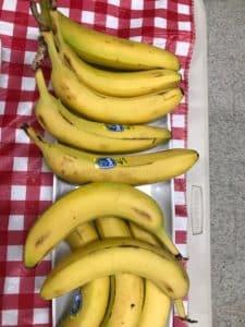 Des bananes!